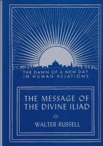 The Message of the Divine Iliad cover0001