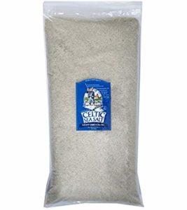 celtic sea salt 22 lb bag